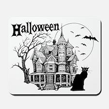 Haunted House - Mousepad