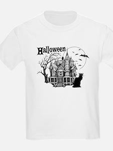 Haunted House - T-Shirt