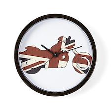 Funny Triumph america Wall Clock