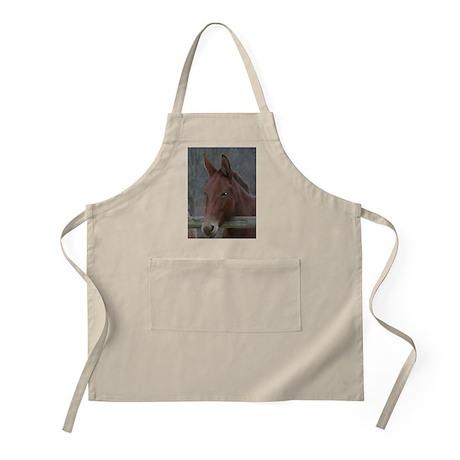 mule BBQ Apron