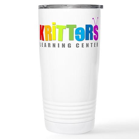 Kritters Stainless Steel Travel Mug