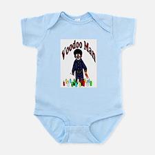 Voodoo Man Infant Creeper