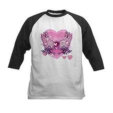 Twilight Valentine Heart Wings Tee
