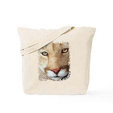 A Quiet Moment-Cougar Tote Bag