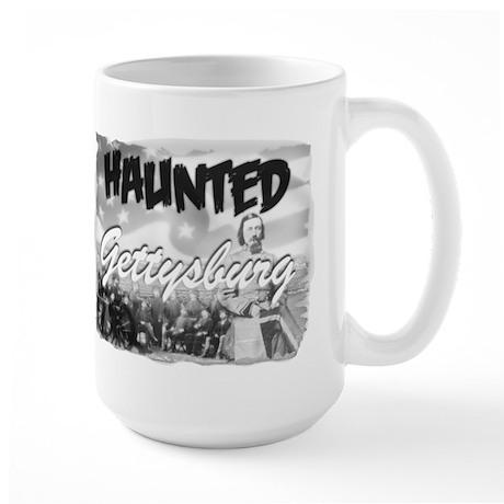 Haunted Gettysburg Large Mug