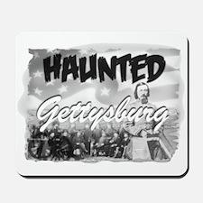 Haunted Gettysburg Mousepad