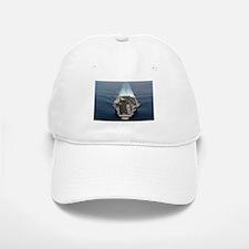 USS Ronald Reagan Ship's Image Baseball Baseball Cap