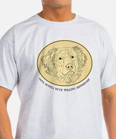 Toller Oval T-Shirt