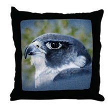 Peregrine Throw Pillow