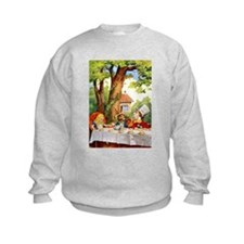 MAD HATTER'S TEA PARTY Sweatshirt