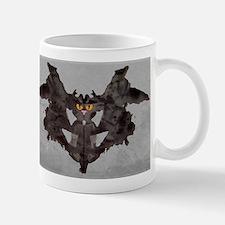 Rorschach Kitty Mug