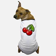 Cute Cherries Dog T-Shirt