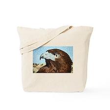 Cadir, Red-tail Hawk Tote Bag
