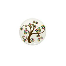 Cute Mother Mini Button (10 pack)