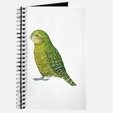 Kakapo Female Journal