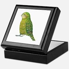 Kakapo Female Keepsake Box