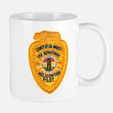 L.A. County Fire Copter Pilot Mug