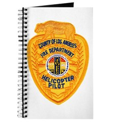 L.A. County Fire Copter Pilot Journal