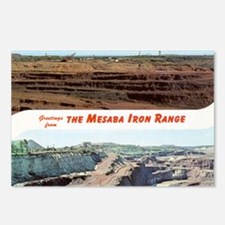 Mesaba Iron Range Postcards (Package of 8)