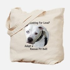 Unique Pittielove rescue Tote Bag