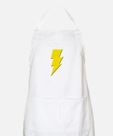 Yellow Lightning Apron