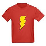 Big bang theory lightning bolt Kids