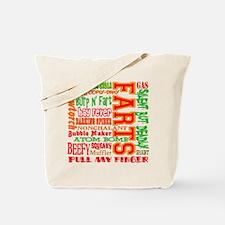 Farts Tote Bag