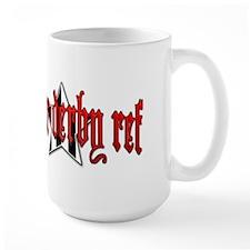 Roller Derby Ref Mug