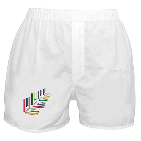 Optical Illusion Boxer Shorts