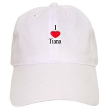 Tiana Baseball Cap