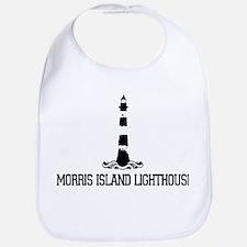 Morris Island Lighthouse SC Bib