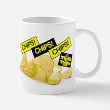 Cute Potato chip Mug