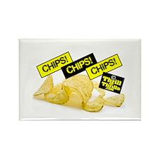 Funny Doritos Rectangle Magnet (10 pack)