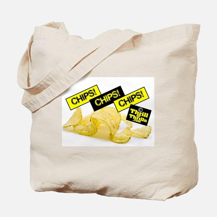 Cute Junk food junkie Tote Bag