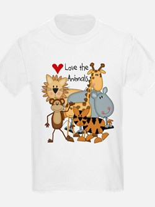 Love the Animals T-Shirt