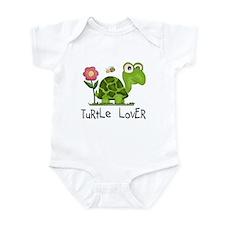 Turtle Lover Onesie