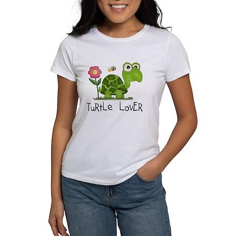 Turtle Lover Women's T-Shirt