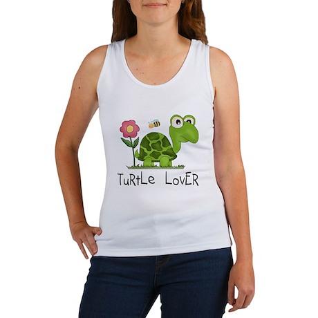 Turtle Lover Women's Tank Top