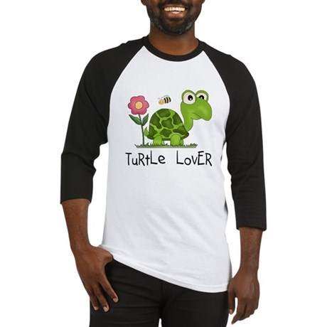 Turtle Lover Baseball Jersey