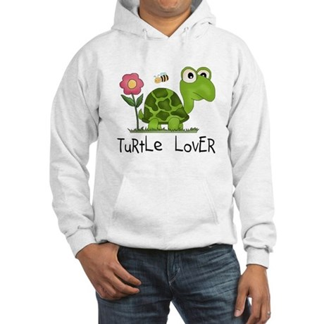 Turtle Lover Hooded Sweatshirt