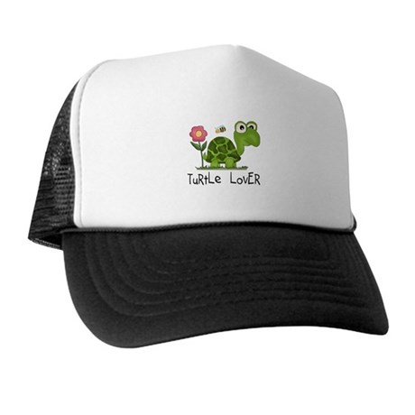 Turtle Lover Trucker Hat