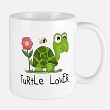 Turtle Lover Small Small Mug