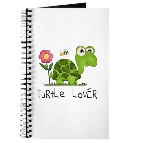 Turtle Lover Journal