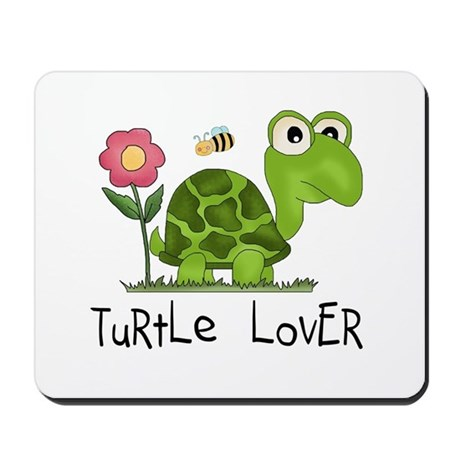 Turtle Lover Mousepad