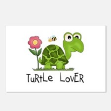 Turtle Lover Postcards (Package of 8)