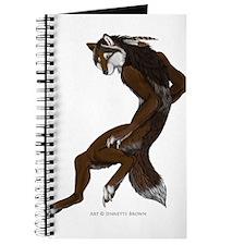 Jumping Wolf Journal