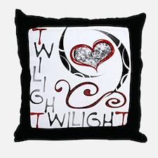 TWILIGHT Coolness Throw Pillow