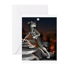 The Hunt Greeting Cards (Pk of 10)