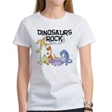 Dinosaur Women's T-Shirt
