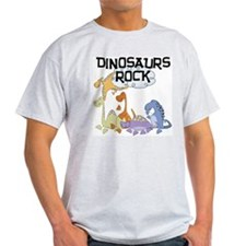 Dinosaurs Rock T-Shirt